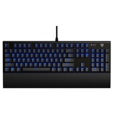 Aerocool THUNDERX3 TK50RD Tecl. Gaming Mecán.Rojo
