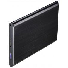 "CAJA EXTERNA 2.5"" SATA TOOQ NEGRA USB 3.0 7mm"