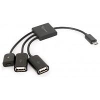 Gembird UHB-OTG-02 USB 2.0 Micro-B nodo concentrador