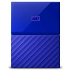 HD EXT 2.5  3TB WESTERN DIGITAL MY PASSPORT USB3 AZUL