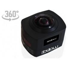 Billow XS360 Camara Deportiva HD 360º 16MPx Negra